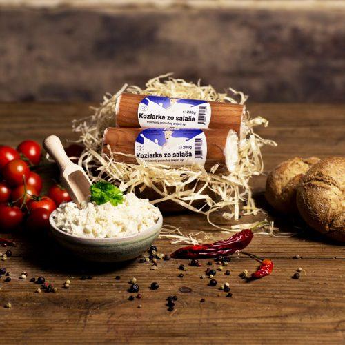 Slovenské syry a mliečne výrobky Farma Bardy nájdete v predajni Karpatský gazda.