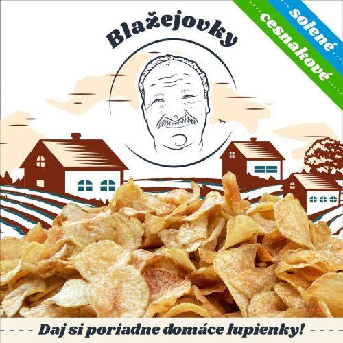Slovenské poctivé chipsy Blažejovky nájdete v predajni Karpatský gazda.