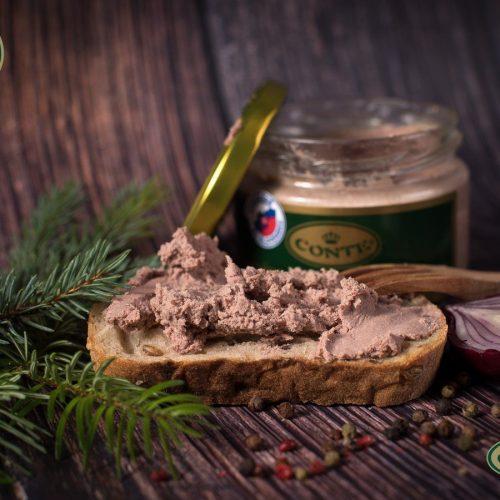 Slovenské divinové a hovädzie výrobky Conte z Tŕstia nájdete v predajni Karpatský gazda.