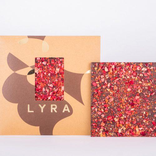 Slovenskú kvalitnú čokoládu Lyra nájdete v predajni Karpatský gazda.