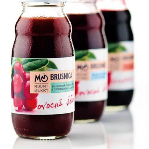 Slovenské ovocné šťavy Wellberry nájdete v predajni Karpatský gazda.